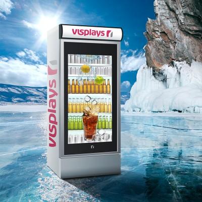 LCD VideoKühlschrank