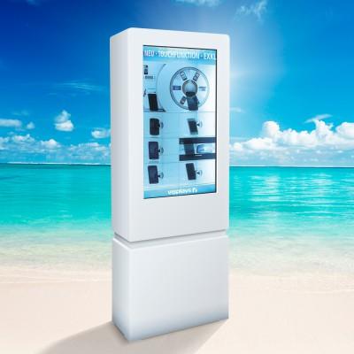 LCD-Transparent Showbox